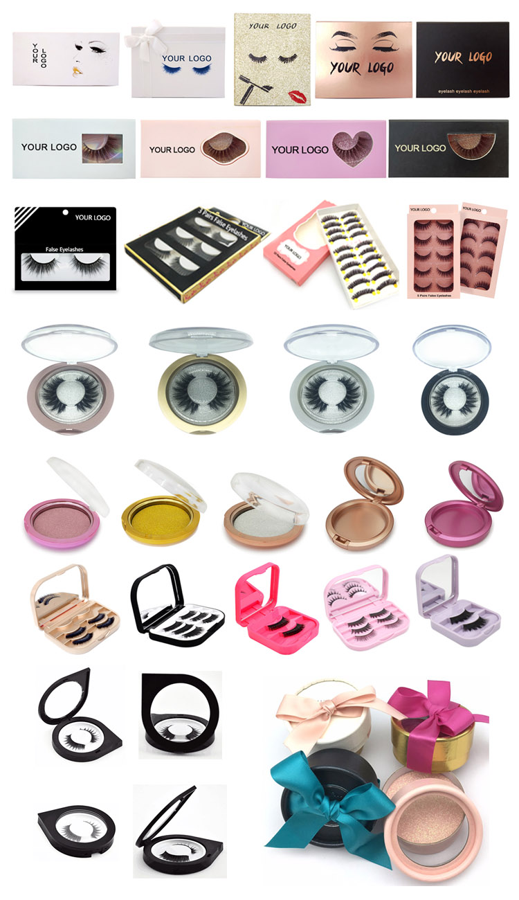 a06cd4d45fa Mink Eyelashes Vendor Custom Luxury Eyelash Boxes - Emeda eyelash