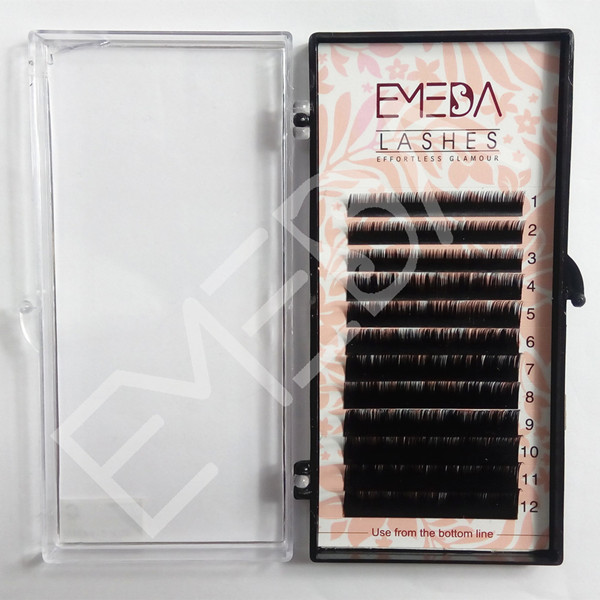 Hot Sell Eyelash Extensions Chicago Sd061 Emeda Eyelash
