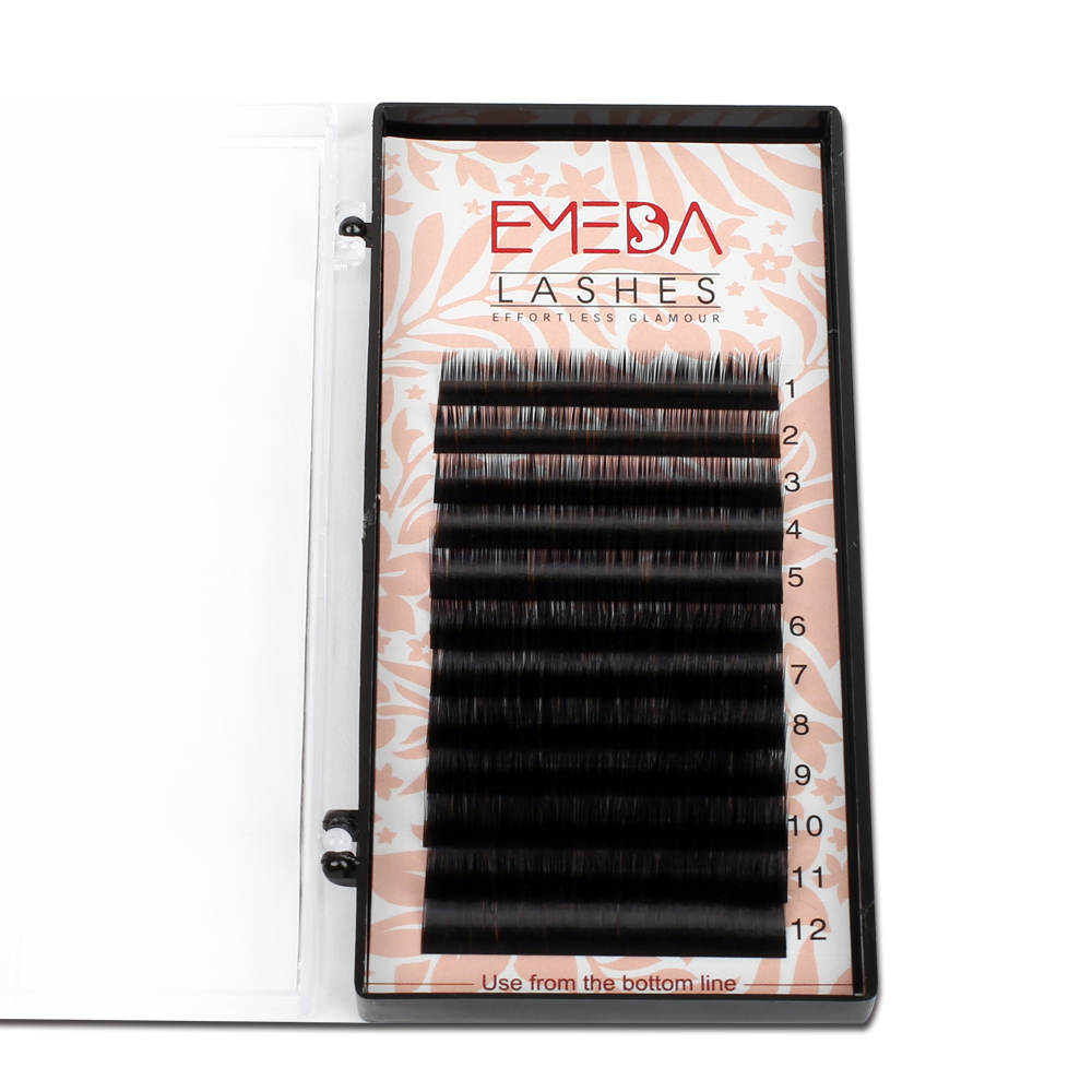 Inquiry for 2020 best selling Korean PBT Fiber eyelash extensions with private label wholesale price XJ