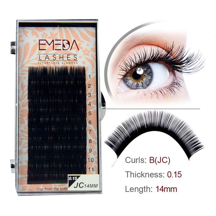 Eyelash Manufacturer Supply Lash Extensions Y-11