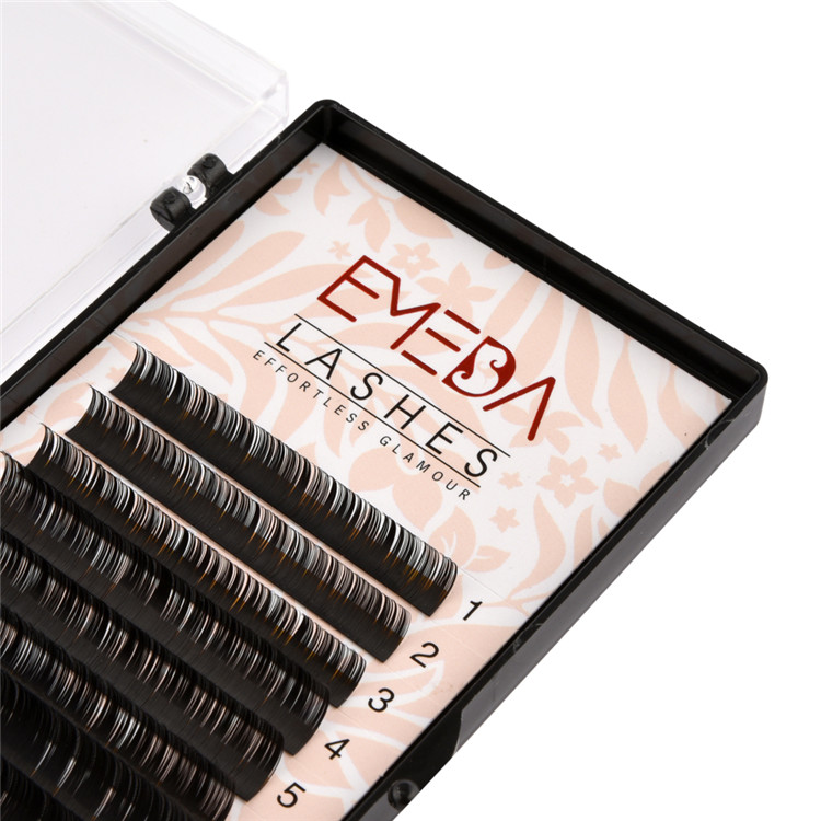 Lash Extension Supplies Custom Best Eyelashes Synthetic Lash Extensions PY1