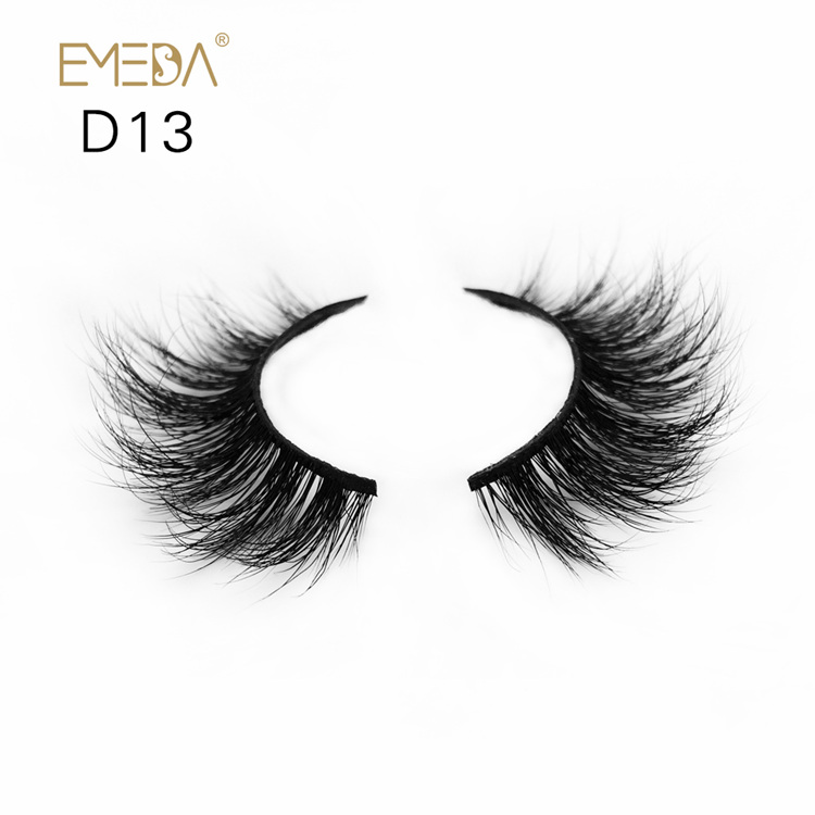 Crown Lashes Private Label 100% Real Mink Lashes 6d Mink Eyelashes Vendor Traveling Beauty Essentials Beauty & Health