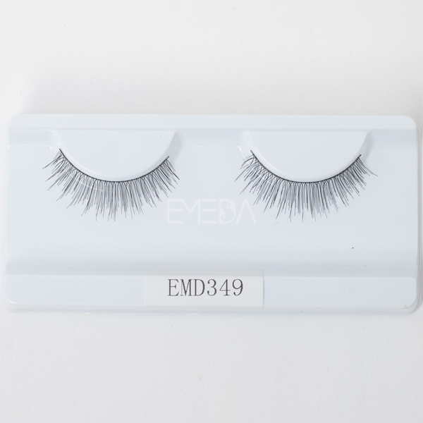 fiber false eyelashes soft lashes L84