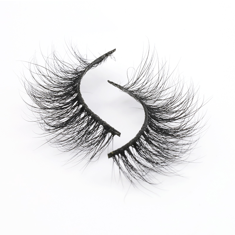 Inquiry for create lash brand with hot selling light weight 3D mink lashes by real siberian mink hair and Soft Reusable and comfortable to wear 2020 XJ38