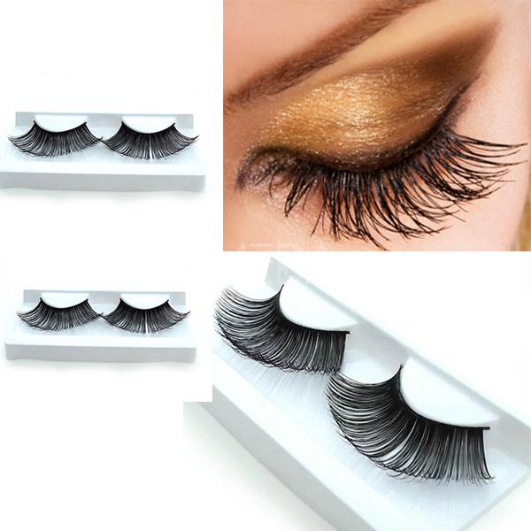 Synthetic Hair Eyelashes China Whoelsale Synthetic Hair Eyelashes