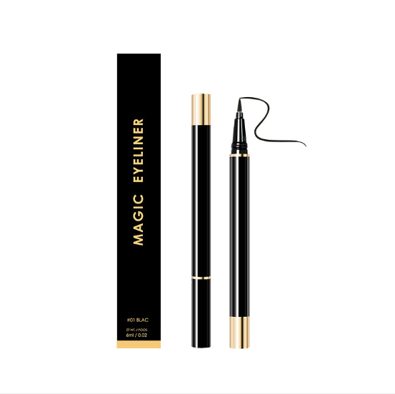 Inquiry for magic adhesive eyeliner pen with custom printed packaging makeup oem waterproof eyeliner  JN64