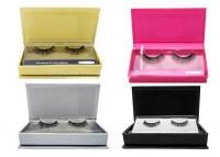 Custom packaging box for mink lashes L120