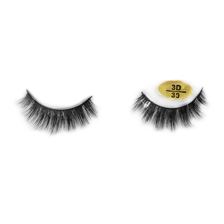 Fashion mink fur eyelash mink lashes factory JH140