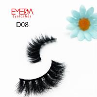 Premium 3d mink fur eyelashes USA JH038
