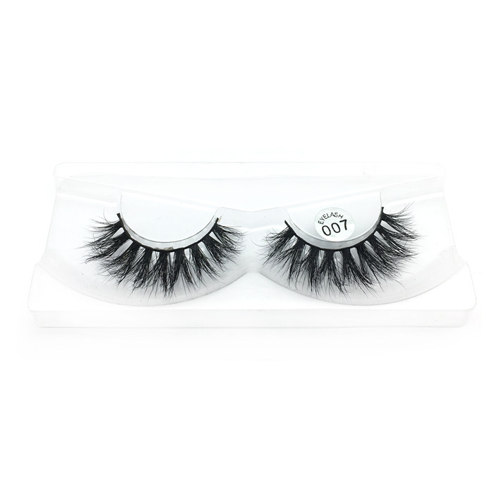Wholesale strip 3d mink eyelash supplier JH175