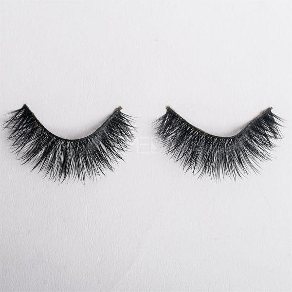wholesale 100% real mink eyelash L33, China wholesale wholesale ...
