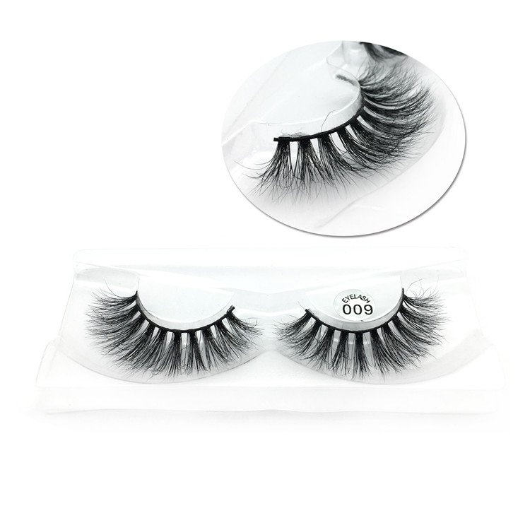 Unique 3d Mink Eyelashes With Custom Packaging YP-PY1
