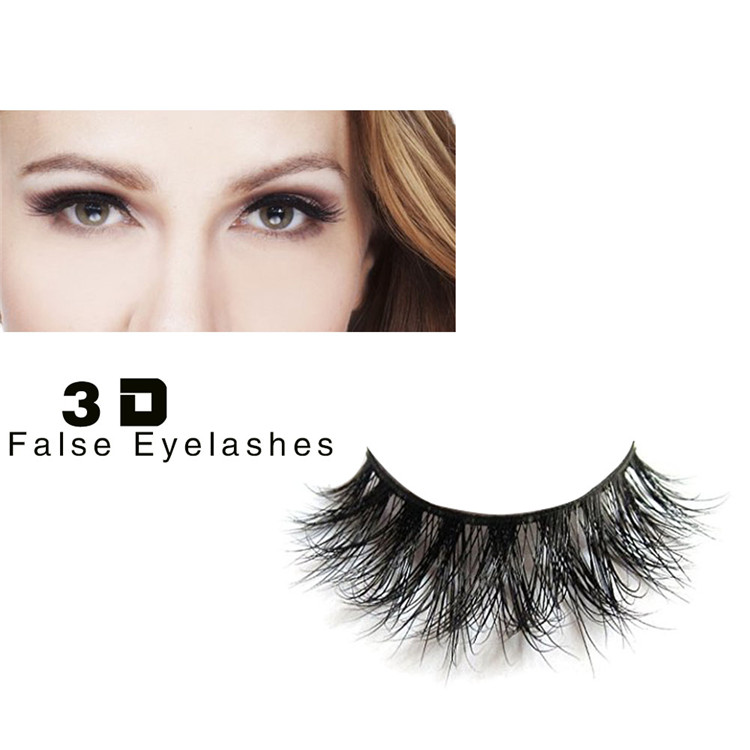 Luxury 3D mink eyelashes supplier for USA YP0049