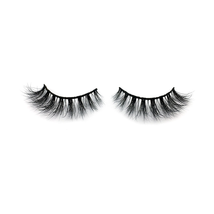 Mink Eyelashes Manufacturer Supply Real 3D Mink Fur Lashes