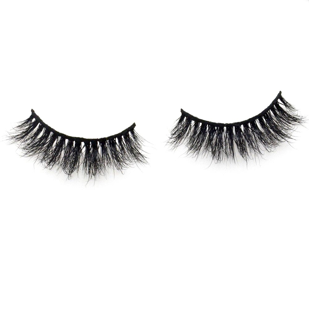Wholesale beauty mink fur eyelashes YP63