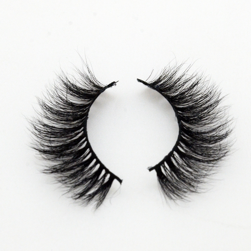 mink fur lashes strip mink lash JH004, China wholesale Handmade mink ...