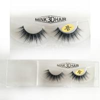 Wholesale best permant real 3D mink lashes S71