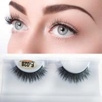 Private label luxury real mink eyelashes S41