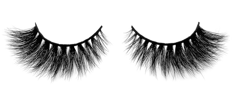 Mink lashes with cotton band luxury styles JH193