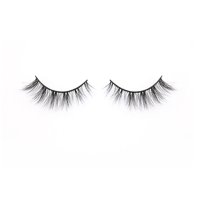 Inquiry for wholesale mink lashes and packaging 3D mink eyelash vendors with packaging JN81