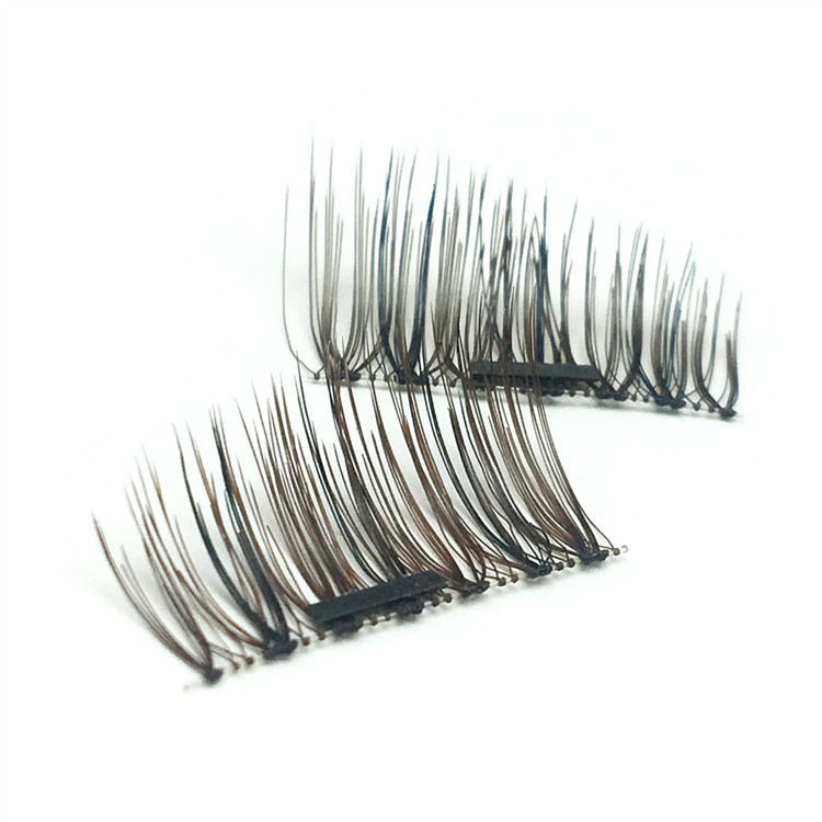 Custom Silk Magnetic Synthetic Eyelashes Y Py1 Emeda Eyelash