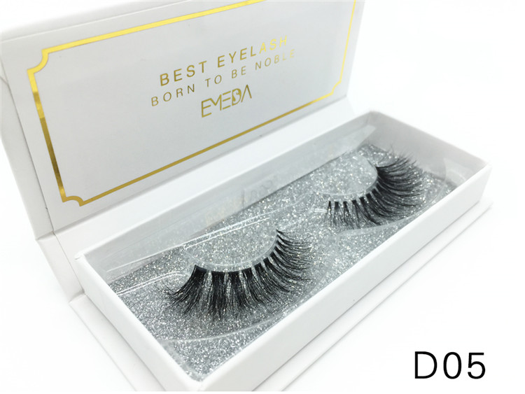 Factory Wholesale 2018 New Style Mink Lashes YP73-PY1