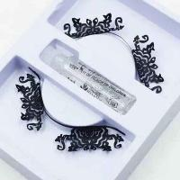 Paper cut eyelashes halloween/Party eyelashesL72
