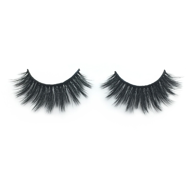 Soft 3D silk eyelash fake lashes vendor JH-PY1