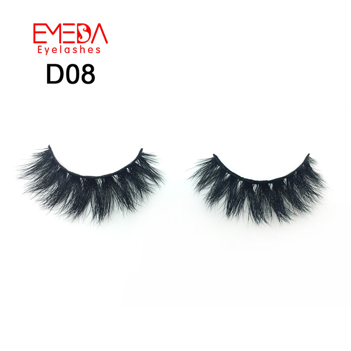 Wholesale price 3D mink eyelash vendor JH116