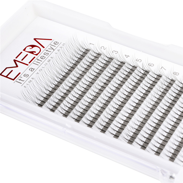 3D Volume Lashes Cluster eyelash extension JH-PY1