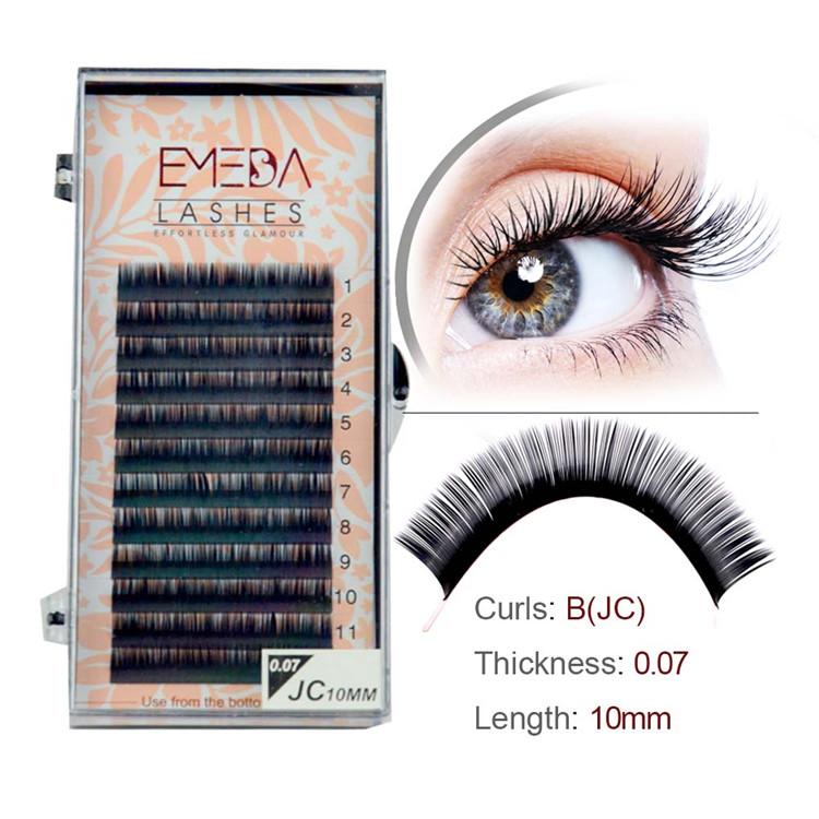 984ca67d435 Russian Volume Eyelash Extension Mink lash PY1 - Emeda eyelash