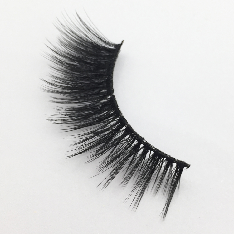 OEM Private Label Free Sample Silk Eyelashes Wholesale Price JN19