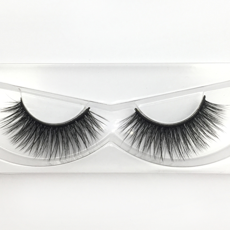 3D Silk Fiber False Eyelash Supplier JH-PY1