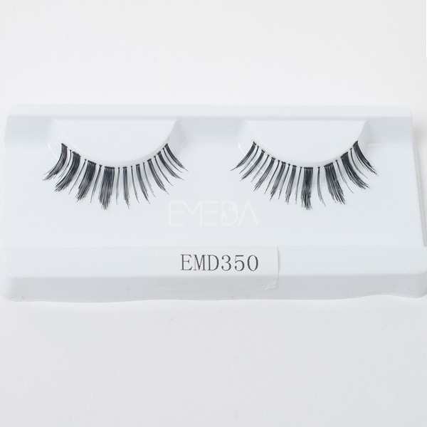 False eyelashes protein human hair eyelashes L86
