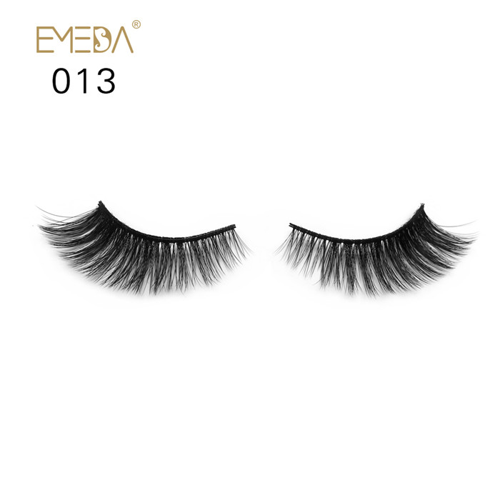 Highend 3D silk lashes strip eyelash JH205