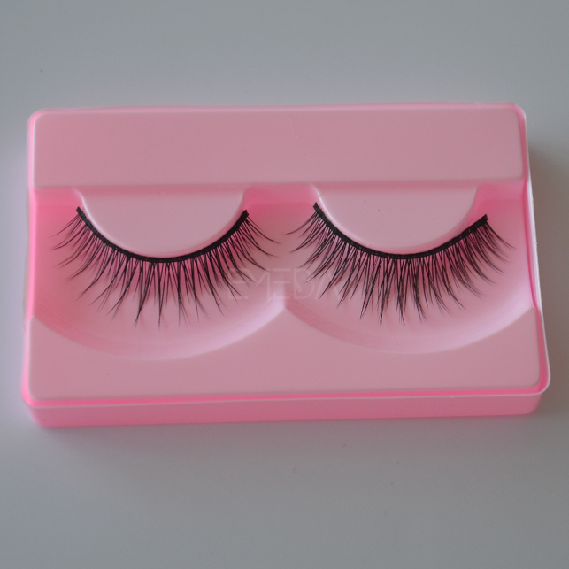 Factory direct  synthetic hair false eyelash L71