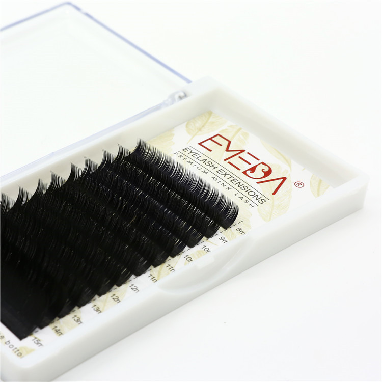 Private Packaging Eyelash Extension Supplies PY1 - Emeda eyelash