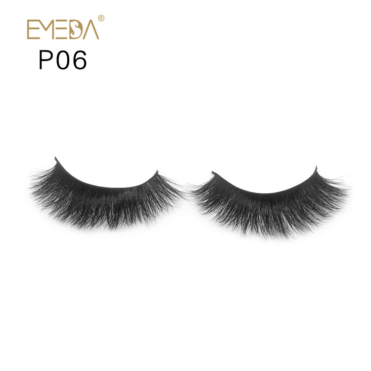 Premium Look Charming 3d Mink Eyelashes Y-PY1