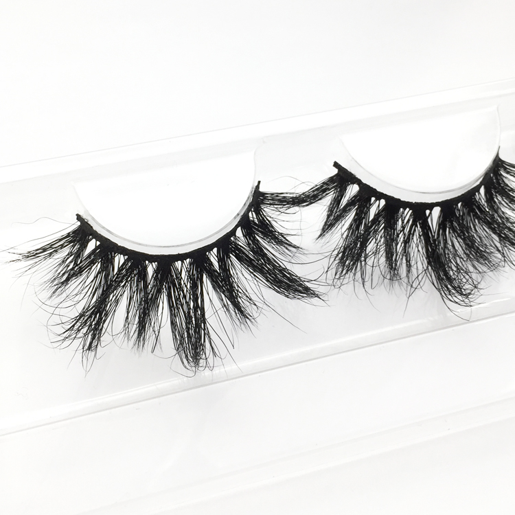 25mm Mink Eyelashes Facto...