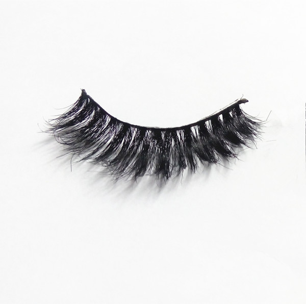 Real 3D Mink Hair Soft Long Natural Lashes SD022