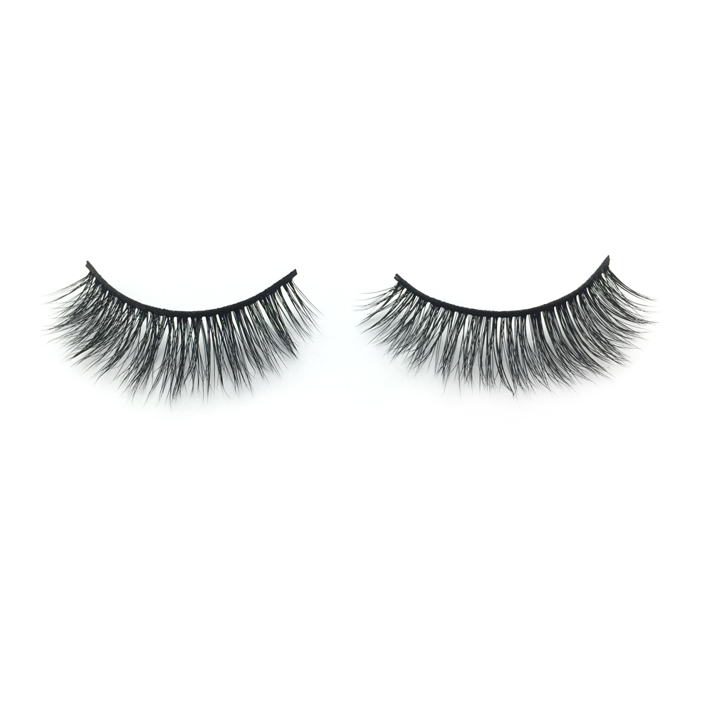 Selling 3D Synthetic Diamond Grade Stripe Eyelash Most Popular Style H29 JE-PY1