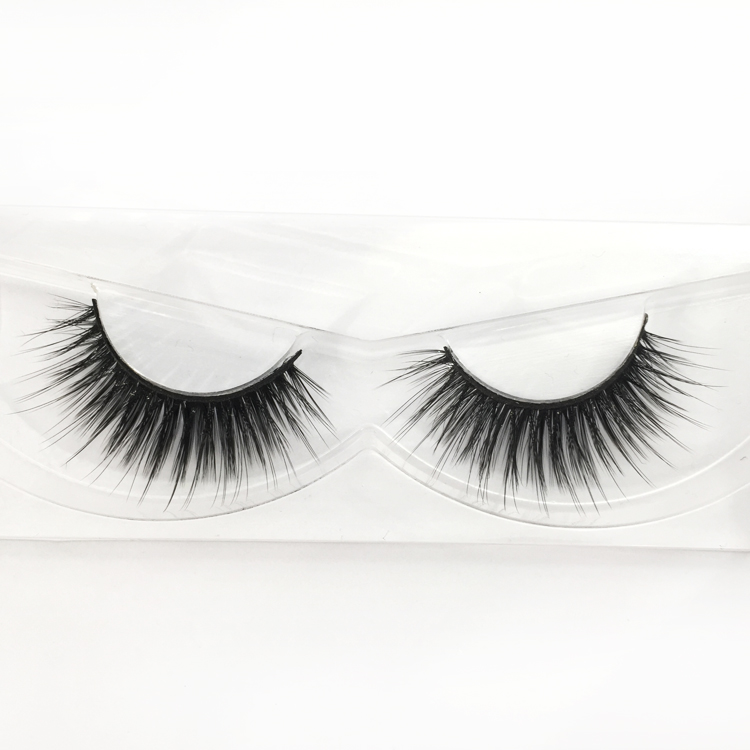 5D Silk False Eyelashes Supplier Custom High Quality Faux Mink Lashes PY1