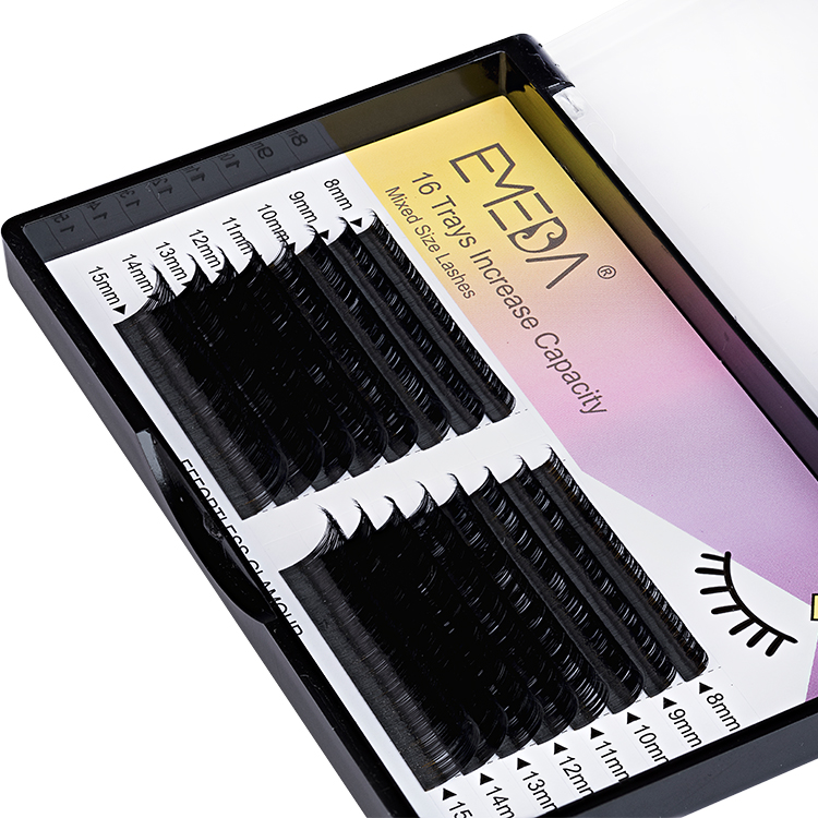 Top quality volume lash extensions  best eyelash extension vendor UK YL50