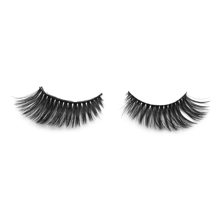 Slik Faux Human Hair False Eyelashes On Line PY1