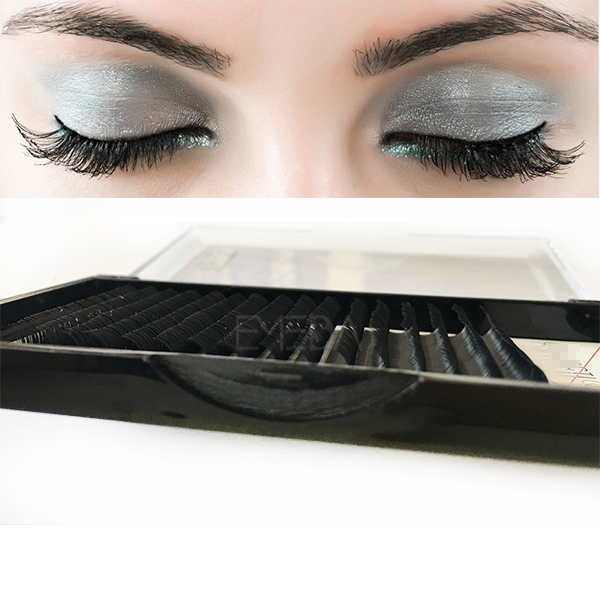 Soft Korean silk mimk eyelash extensions SW-001