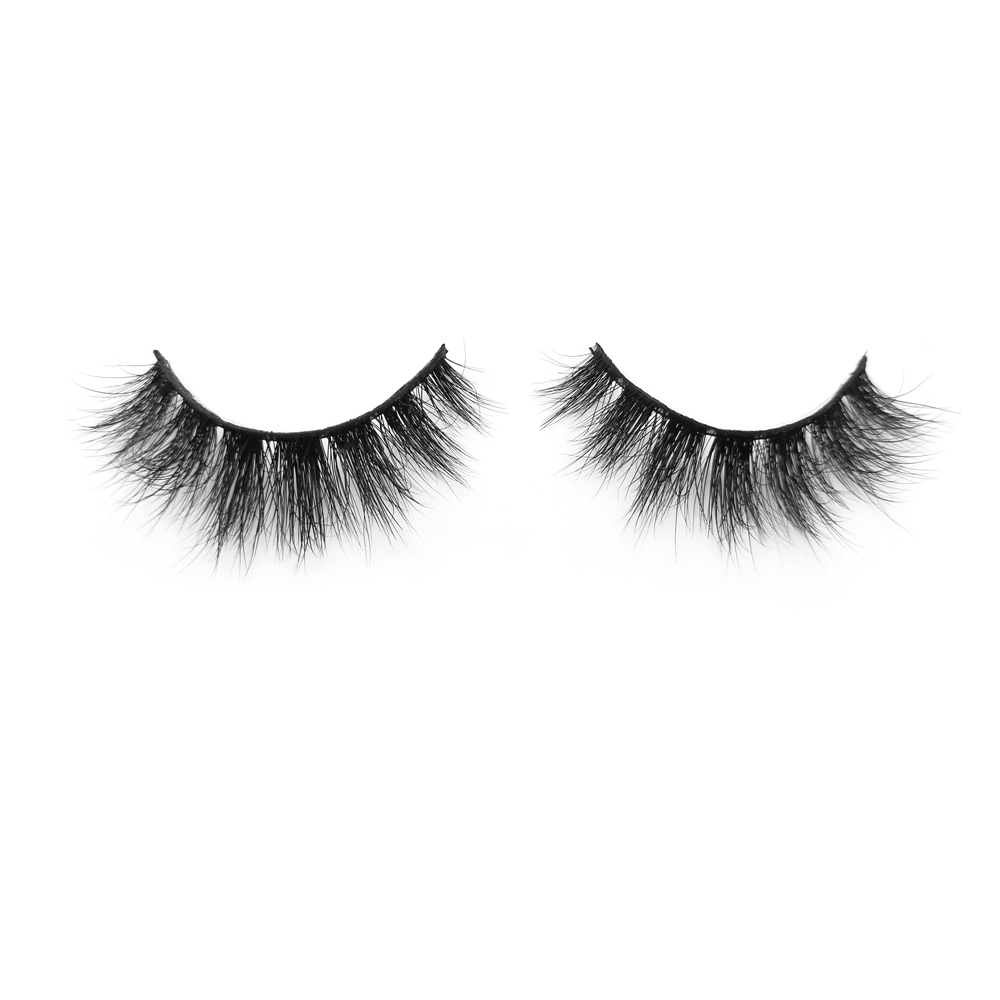 3D Real Mink Eyelashes Supplier JH-PY1