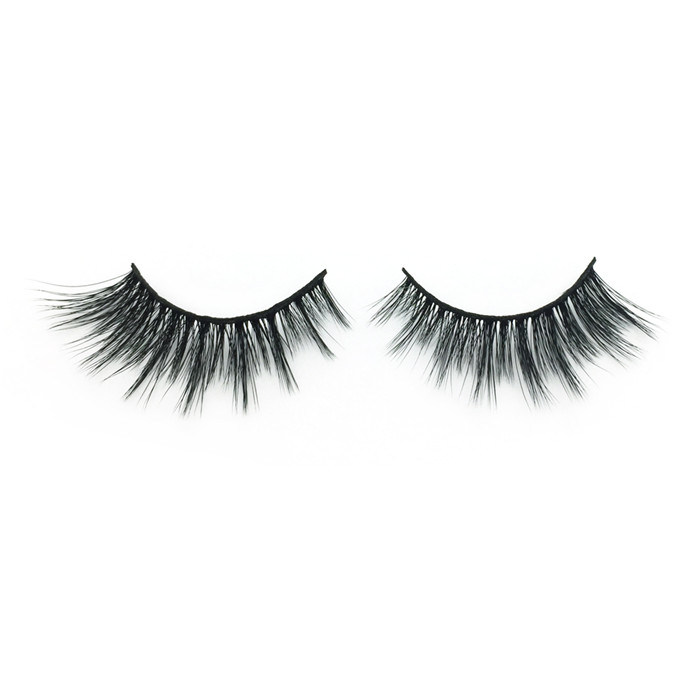 High quality silk eyelash synthetic silk lashes JH-PY1